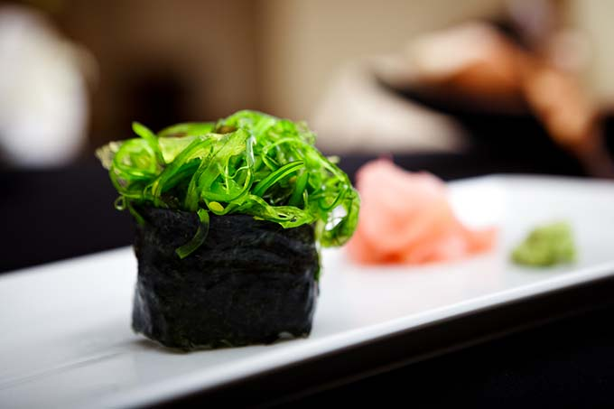 bigstock-Sushi-with-seaweed-51374650