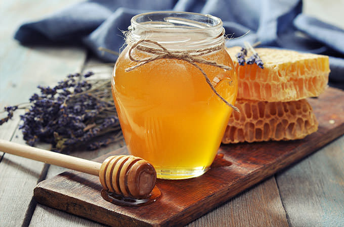 bigstock-Honey-In-Jar-54051028