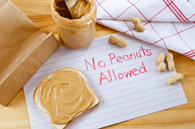 bigstock-Warning--No-Peanuts-Allowed-23480855
