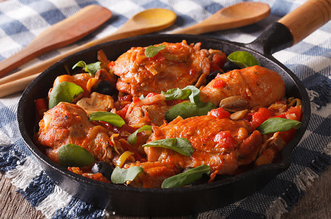 bigstock-Italian-Food-Chicken-With-Tom-108460211