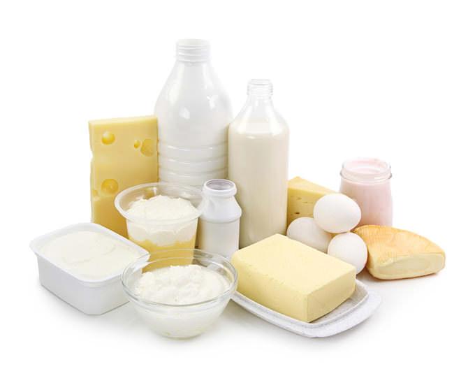Dairy food