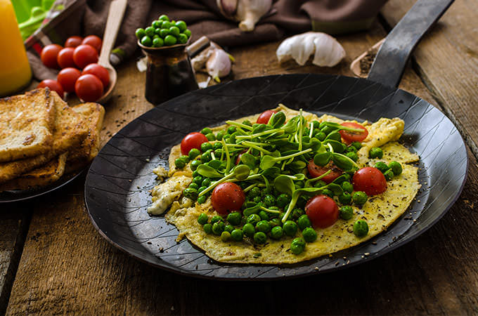 bigstock-Healthy-Omelet-With-Vegetables-82188467