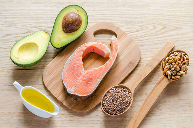 bigstock-Food-With-Unsaturated-Fats-52226848