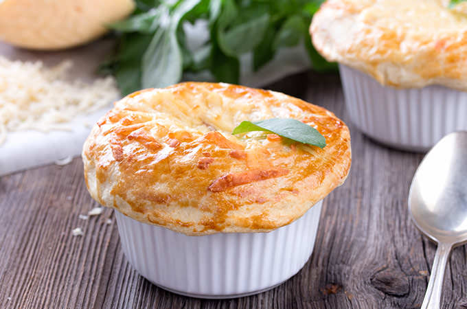 bigstock-Chicken-Pot-Pie-With-Cheese-An-91390988