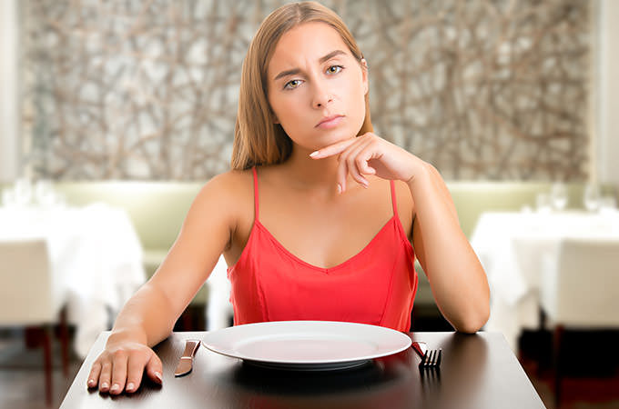 bigstock-Hungy-Woman-Waiting-With-An-Em-85457732
